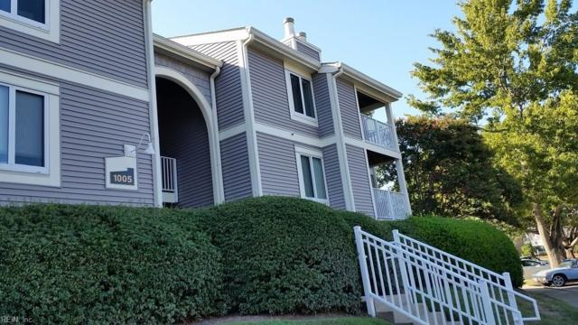 1005 Autumn Woods Ln #110, Virginia Beach, VA 23454 (#10241452) :: Austin James Real Estate