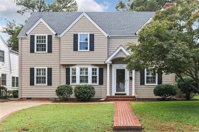 1405 Buckingham Ave, Norfolk, VA 23508 (#10241571) :: Berkshire Hathaway HomeServices Towne Realty