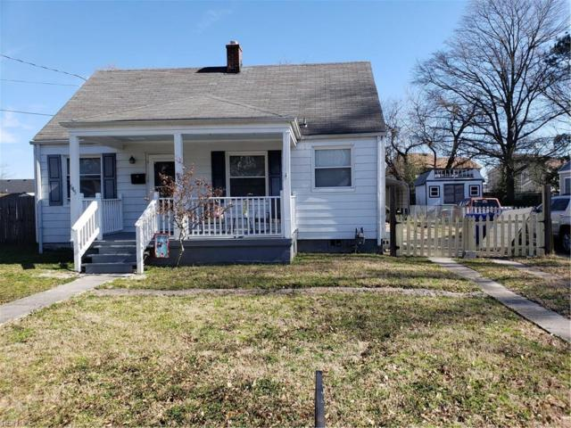 645 Surry St, Portsmouth, VA 23707 (#10241606) :: Berkshire Hathaway HomeServices Towne Realty