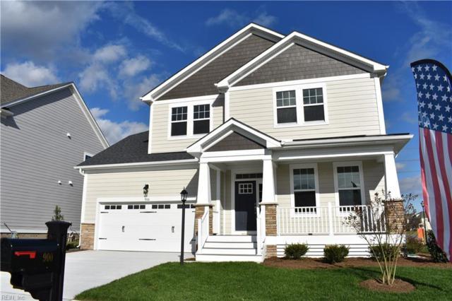 MM The Savannah, Isle of Wight County, VA 23314 (MLS #10241778) :: Chantel Ray Real Estate