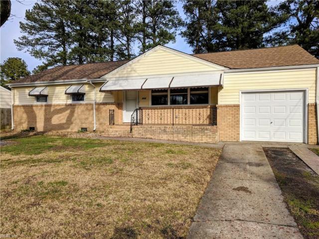705 Berkshire Rd, Portsmouth, VA 23701 (#10241852) :: Abbitt Realty Co.
