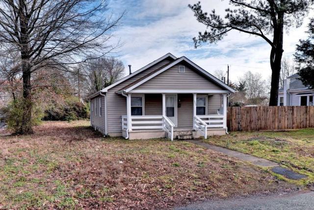 322 Hollywood Ave, Hampton, VA 23661 (#10241946) :: Chad Ingram Edge Realty
