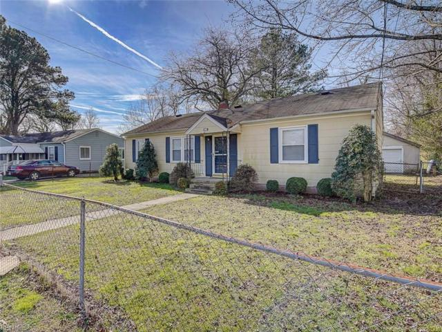710 Summers Pl, Portsmouth, VA 23702 (#10242051) :: RE/MAX Central Realty