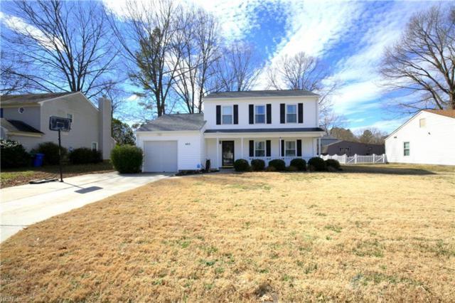 405 Pam Ln, Newport News, VA 23602 (#10242061) :: RE/MAX Central Realty
