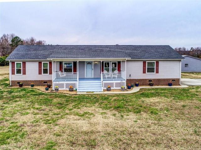 9096 Doles Rd, Southampton County, VA 23866 (#10242088) :: The Kris Weaver Real Estate Team