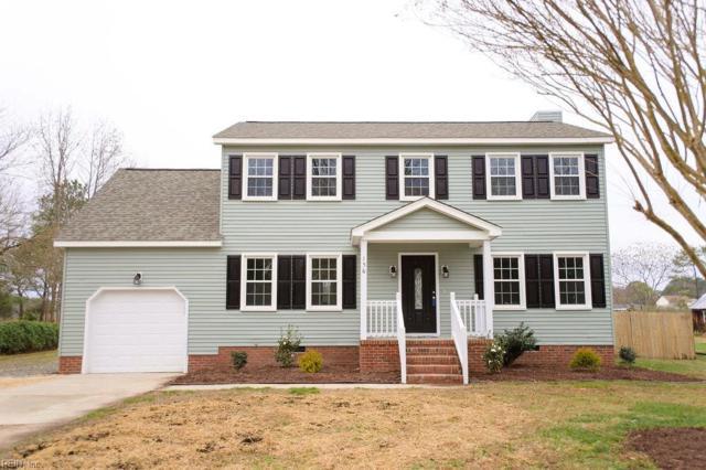 156 Cedar Rd, Poquoson, VA 23662 (#10242175) :: The Kris Weaver Real Estate Team