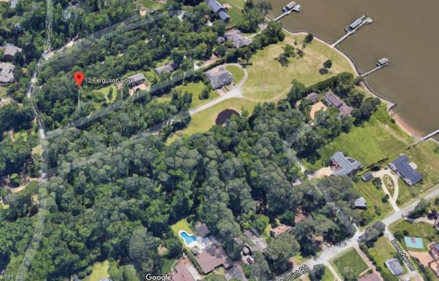 12 Ferguson Cv, Newport News, VA 23606 (#10242345) :: Momentum Real Estate