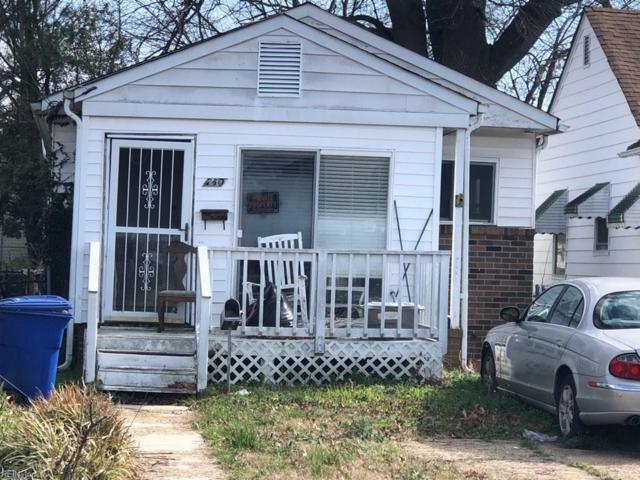 730 34th St, Newport News, VA 23607 (#10242447) :: 757 Realty & 804 Homes