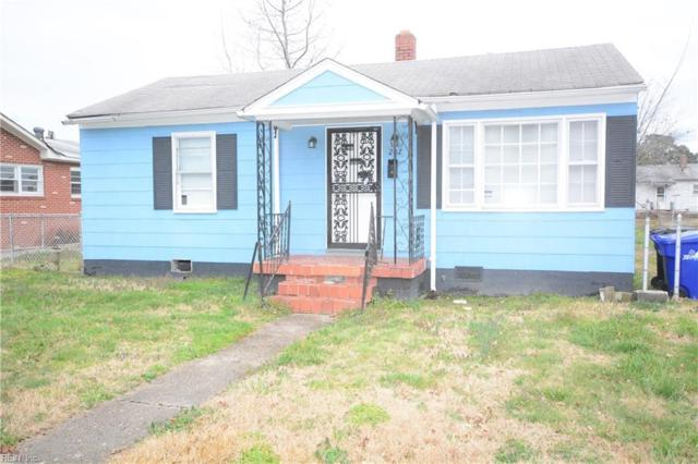 207 Ivey St, Portsmouth, VA 23701 (#10242459) :: Abbitt Realty Co.