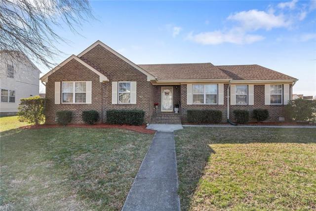417 Lake Shores Dr, Portsmouth, VA 23707 (#10242634) :: Reeds Real Estate