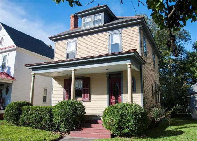 238 Mt Vernon Ave, Portsmouth, VA 23707 (#10242675) :: Berkshire Hathaway HomeServices Towne Realty