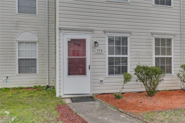 358 Francisco Way, Newport News, VA 23601 (#10242865) :: Berkshire Hathaway HomeServices Towne Realty