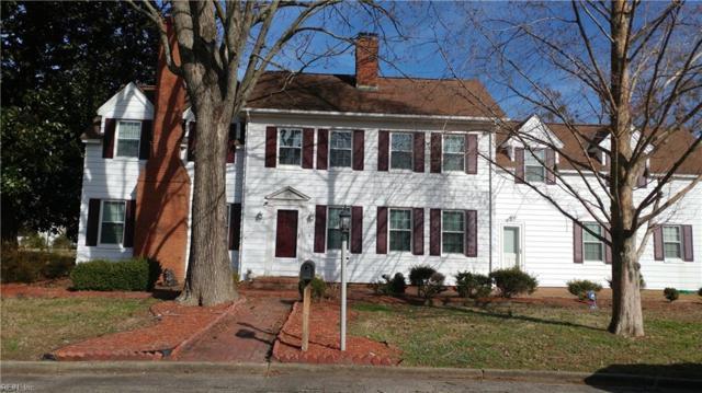 27 Towler Dr, Hampton, VA 23666 (#10243027) :: Berkshire Hathaway HomeServices Towne Realty