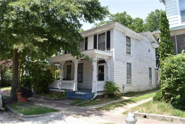 328 Main St, Isle of Wight County, VA 23430 (MLS #10243168) :: Chantel Ray Real Estate