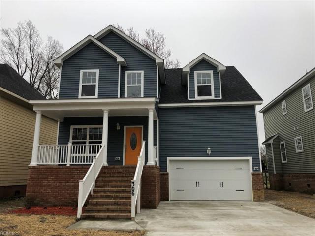 306 Creek Ave, Hampton, VA 23669 (#10243408) :: Abbitt Realty Co.