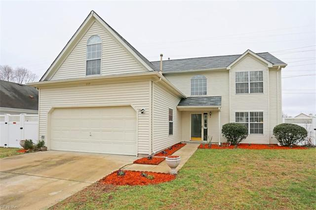 219 Derosa Dr, Hampton, VA 23666 (#10243678) :: Berkshire Hathaway HomeServices Towne Realty