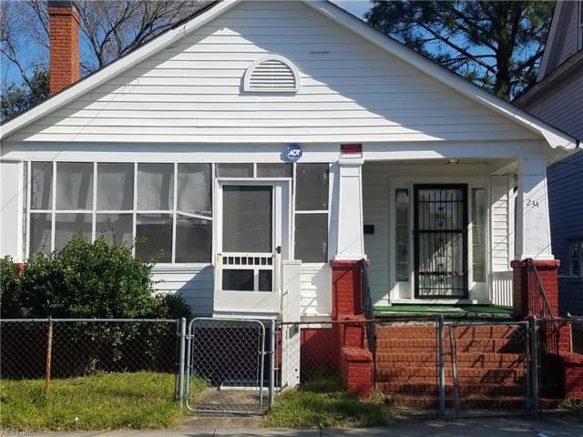 234 W 28th St, Norfolk, VA 23504 (MLS #10244036) :: AtCoastal Realty
