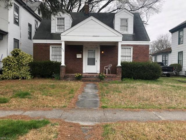 634 Mount Vernon Ave, Portsmouth, VA 23707 (#10244098) :: Berkshire Hathaway HomeServices Towne Realty