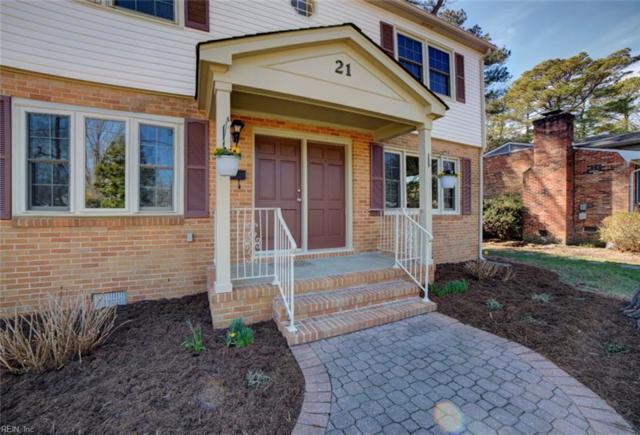 21 Gainsborough Pl, Newport News, VA 23608 (#10244310) :: Berkshire Hathaway HomeServices Towne Realty