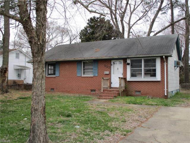 905 Glenrock Dr, Hampton, VA 23661 (#10244367) :: Abbitt Realty Co.