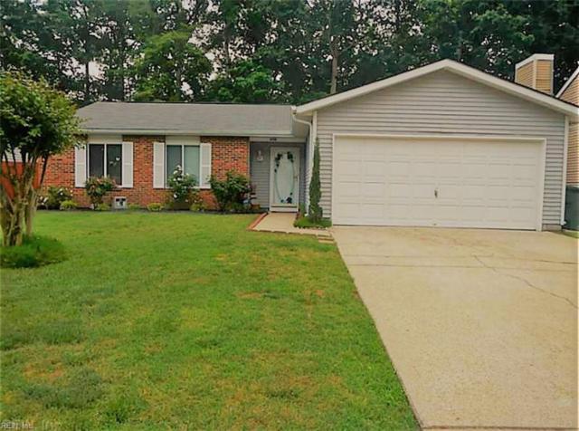 498 Michael Irvin Dr, Newport News, VA 23608 (#10244443) :: The Kris Weaver Real Estate Team