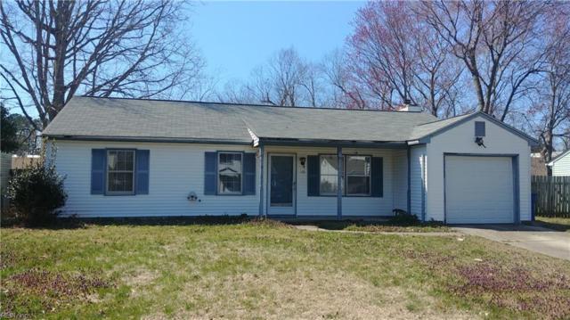 110 Wreck Shoal Dr, Newport News, VA 23606 (#10244597) :: Berkshire Hathaway HomeServices Towne Realty