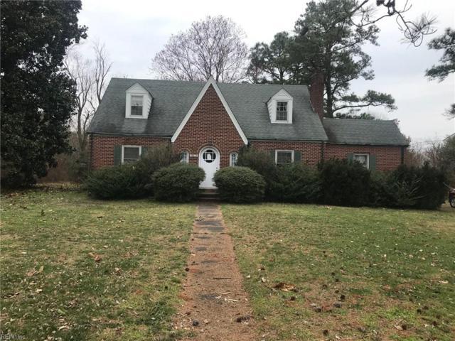 35275 Babb Dr, Southampton County, VA 23866 (#10244695) :: The Kris Weaver Real Estate Team