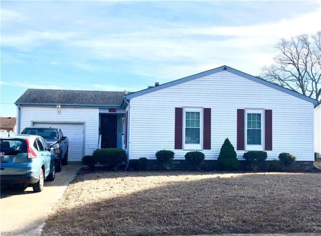 16 E Davis Rd, Hampton, VA 23666 (#10244828) :: Abbitt Realty Co.