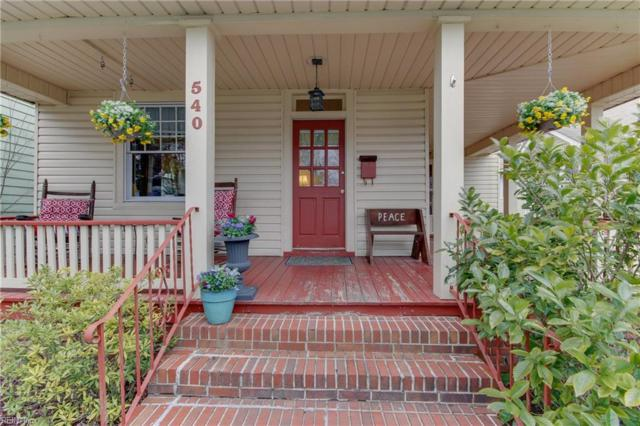 540 Maryland Ave, Portsmouth, VA 23707 (#10244854) :: Berkshire Hathaway HomeServices Towne Realty