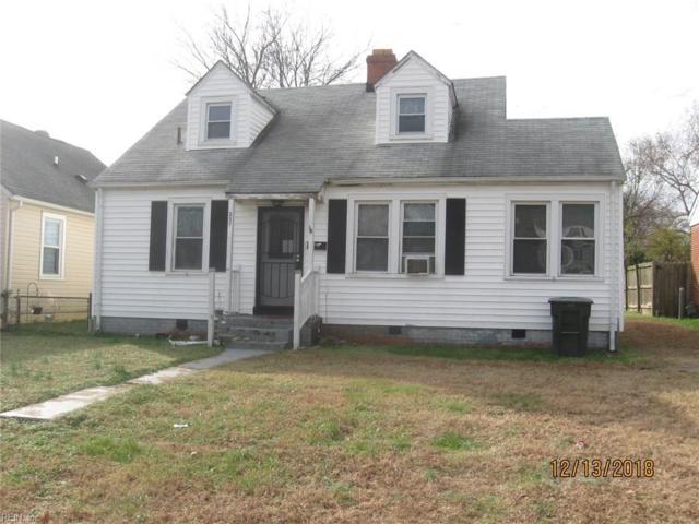237 Pochin Pl, Hampton, VA 23661 (#10244864) :: Abbitt Realty Co.