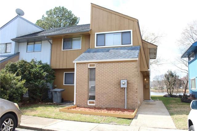 160 Lake One Dr, Hampton, VA 23666 (#10244952) :: Berkshire Hathaway HomeServices Towne Realty