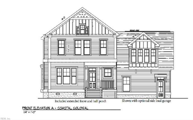 2052 Burson Dr #8, Chesapeake, VA 23323 (MLS #10245076) :: Chantel Ray Real Estate