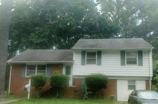 818 Arlington Ter, Hampton, VA 23666 (#10245093) :: Abbitt Realty Co.