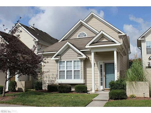 1549 Wynd Crest Way, Virginia Beach, VA 23456 (MLS #10245349) :: Chantel Ray Real Estate