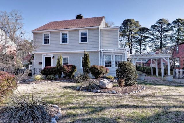 802 River Rd, Newport News, VA 23601 (#10245430) :: Abbitt Realty Co.