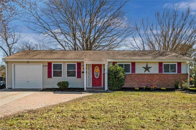 334 Fox Hill Rd, Hampton, VA 23669 (#10245520) :: Berkshire Hathaway HomeServices Towne Realty