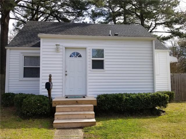 709 Lanier Cres, Portsmouth, VA 23707 (#10245575) :: Berkshire Hathaway HomeServices Towne Realty