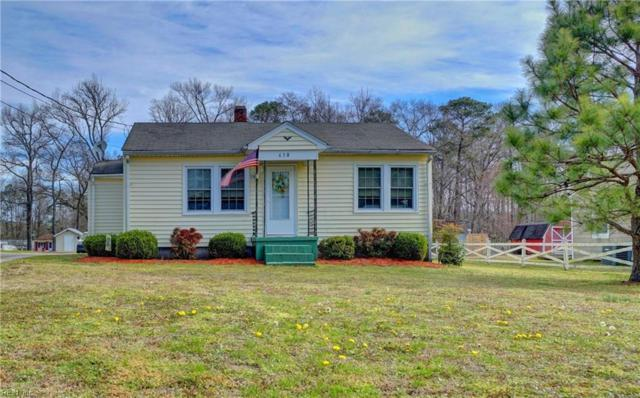 638 Turlington Rd, Suffolk, VA 23434 (#10245636) :: Chad Ingram Edge Realty
