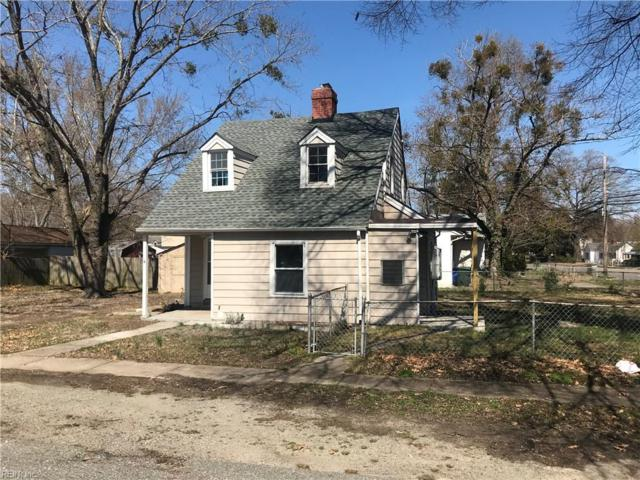 6 S Stuart Rd, Newport News, VA 23605 (#10245646) :: Berkshire Hathaway HomeServices Towne Realty
