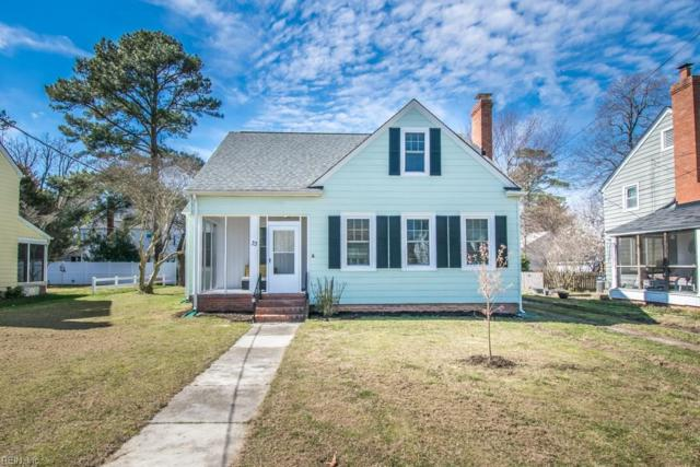 33 Manteo Ave, Hampton, VA 23661 (#10245731) :: Berkshire Hathaway HomeServices Towne Realty