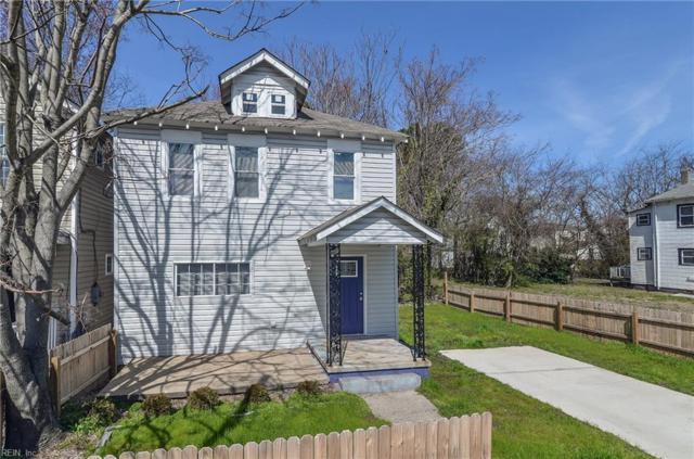 1233 27th St, Newport News, VA 23607 (#10245779) :: The Kris Weaver Real Estate Team