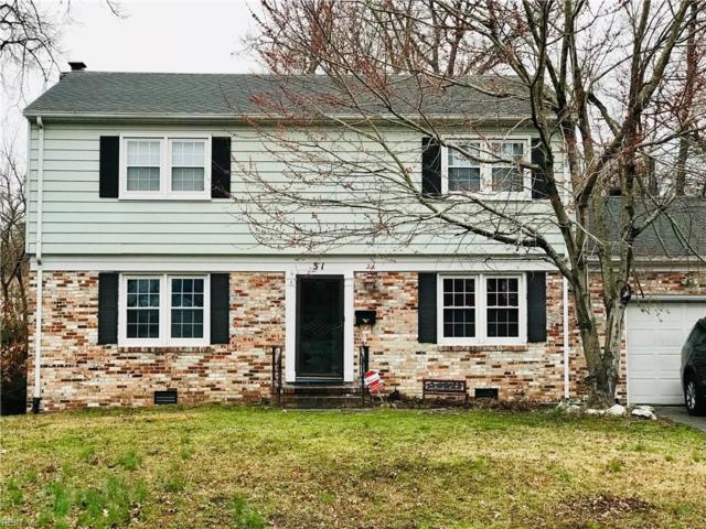 31 Colonial Acres Dr, Hampton, VA 23664 (MLS #10245839) :: AtCoastal Realty
