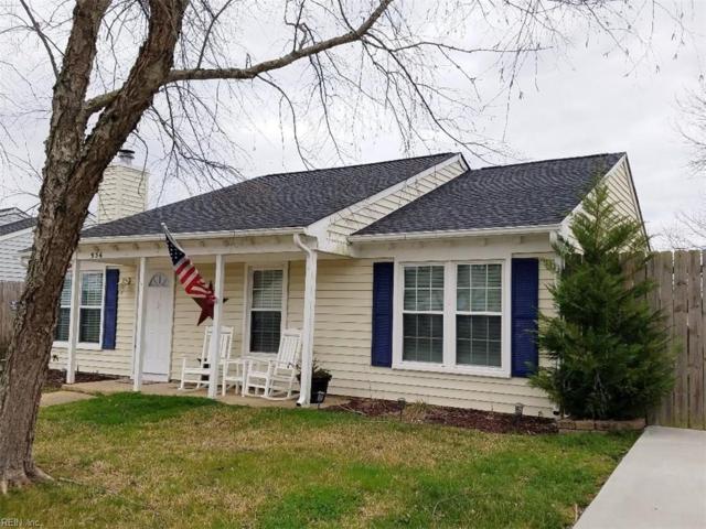 956 Culver Ln, Virginia Beach, VA 23454 (MLS #10245858) :: Chantel Ray Real Estate