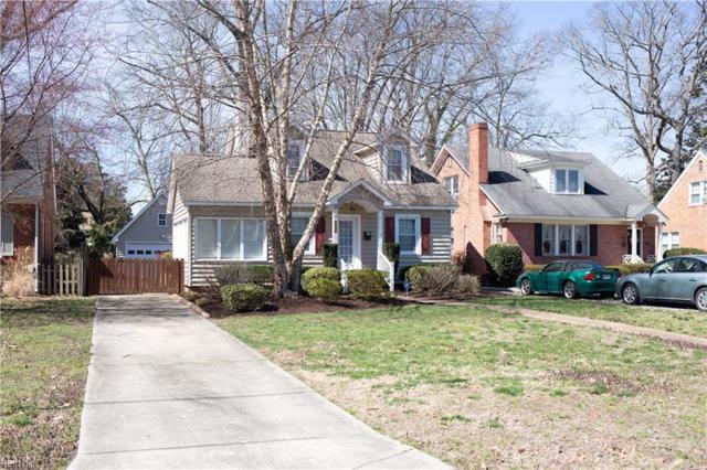 167 Cherokee Rd, Hampton, VA 23661 (#10245864) :: Abbitt Realty Co.