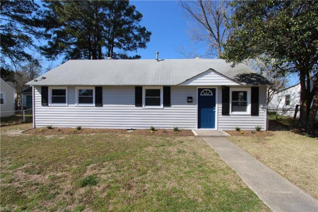 105 Baldwin Ter, Hampton, VA 23666 (#10245874) :: Abbitt Realty Co.