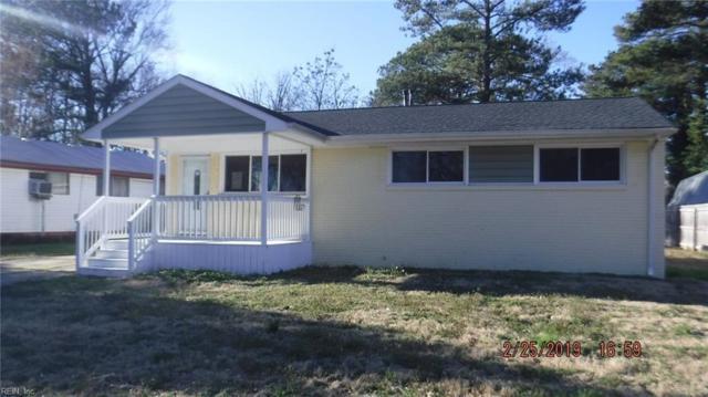 209 Beazley Dr, Portsmouth, VA 23701 (MLS #10245954) :: Chantel Ray Real Estate