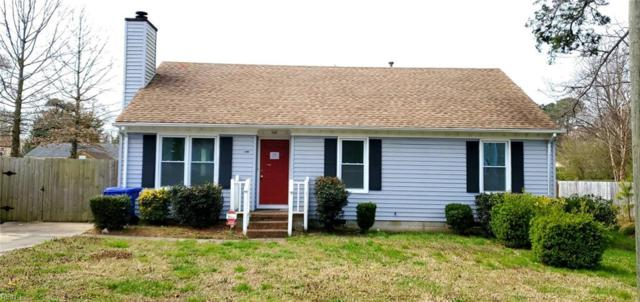 3604 Harvey St, Portsmouth, VA 23703 (MLS #10245985) :: Chantel Ray Real Estate