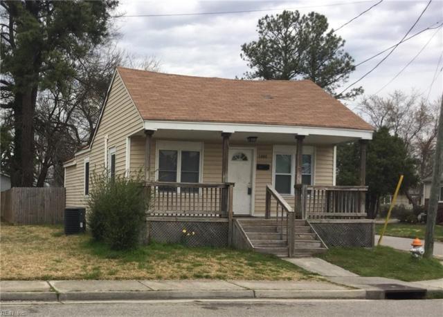 1000 Wilcox Ave, Portsmouth, VA 23704 (MLS #10246000) :: Chantel Ray Real Estate