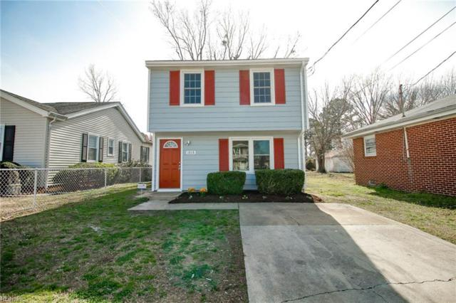 1215 Easterly Ave, Hampton, VA 23669 (#10246007) :: Berkshire Hathaway HomeServices Towne Realty