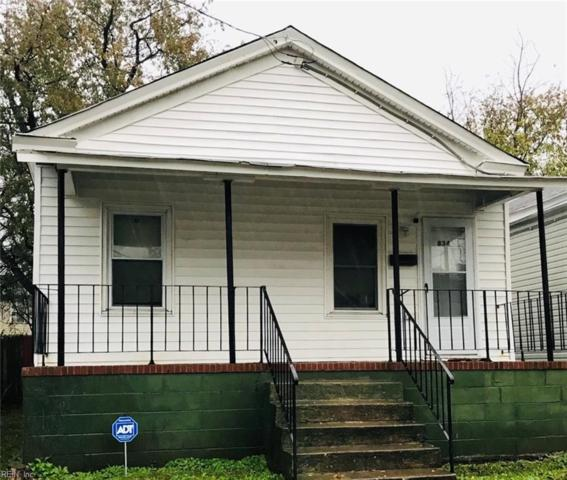 834 23rd St, Newport News, VA 23607 (#10246055) :: 757 Realty & 804 Homes